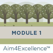 Aim4Excellence: Module 1
