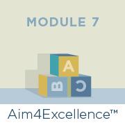 Aim4Excellence: Module 7